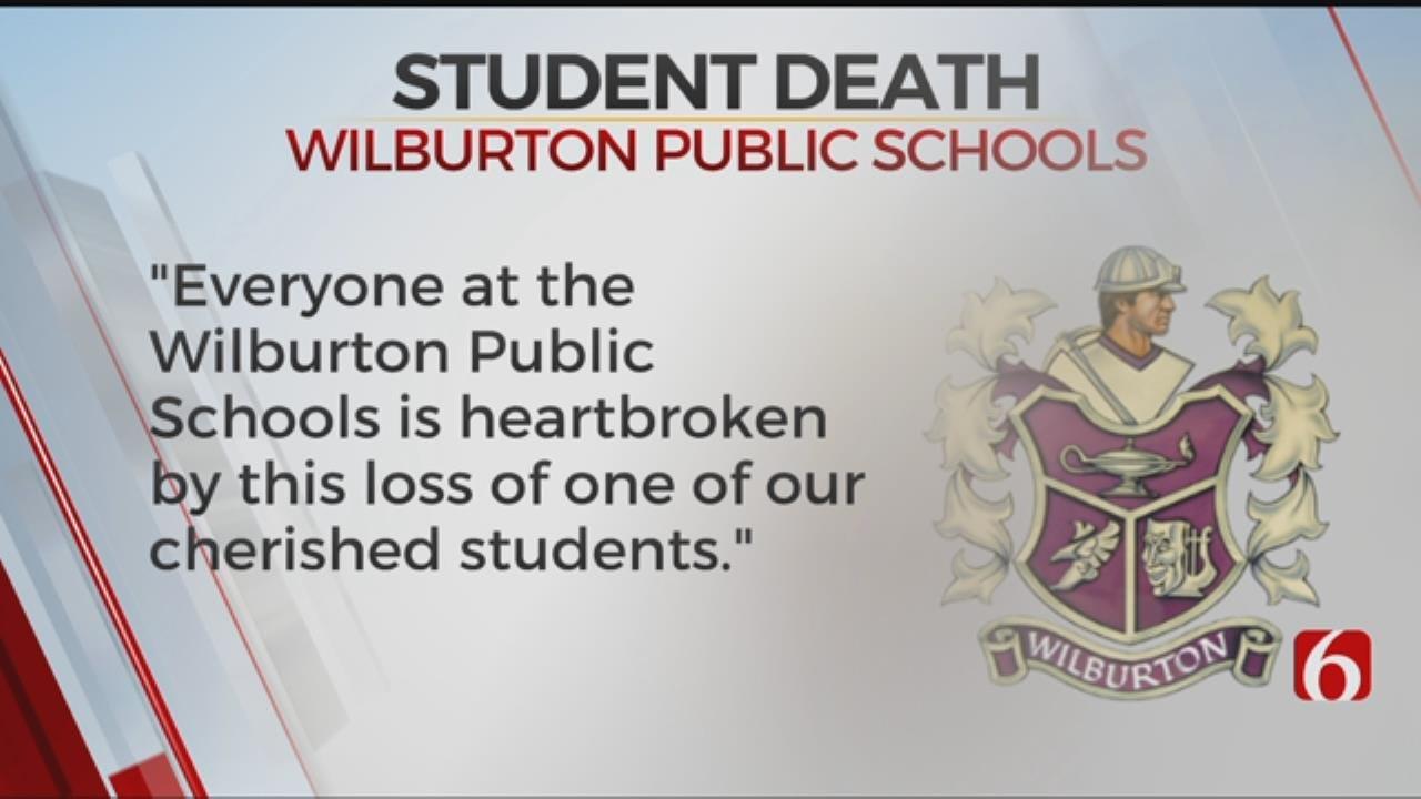 Wilburton 3rd Grader Dies After Medical Emergency