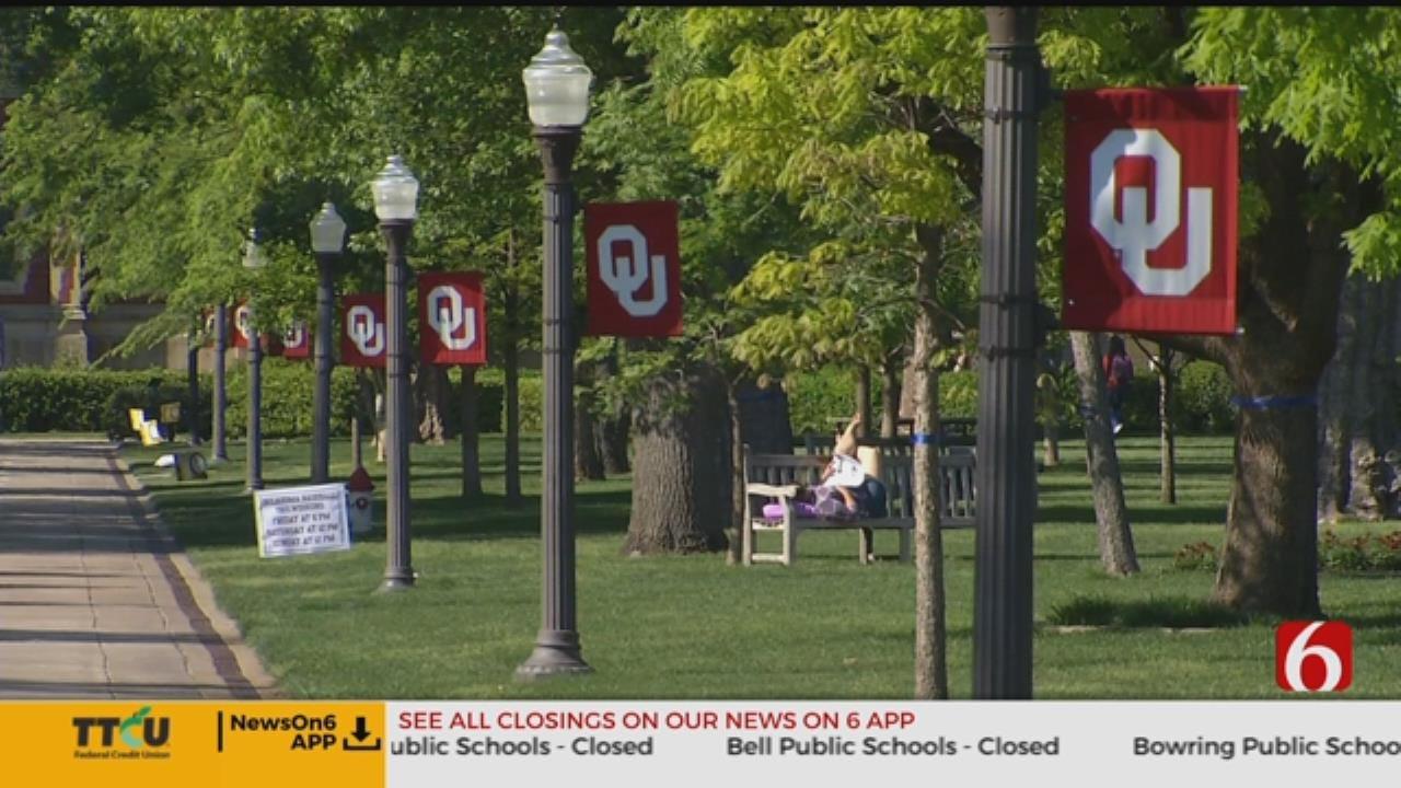 OU Still Facing Financial Troubles, CFO Says