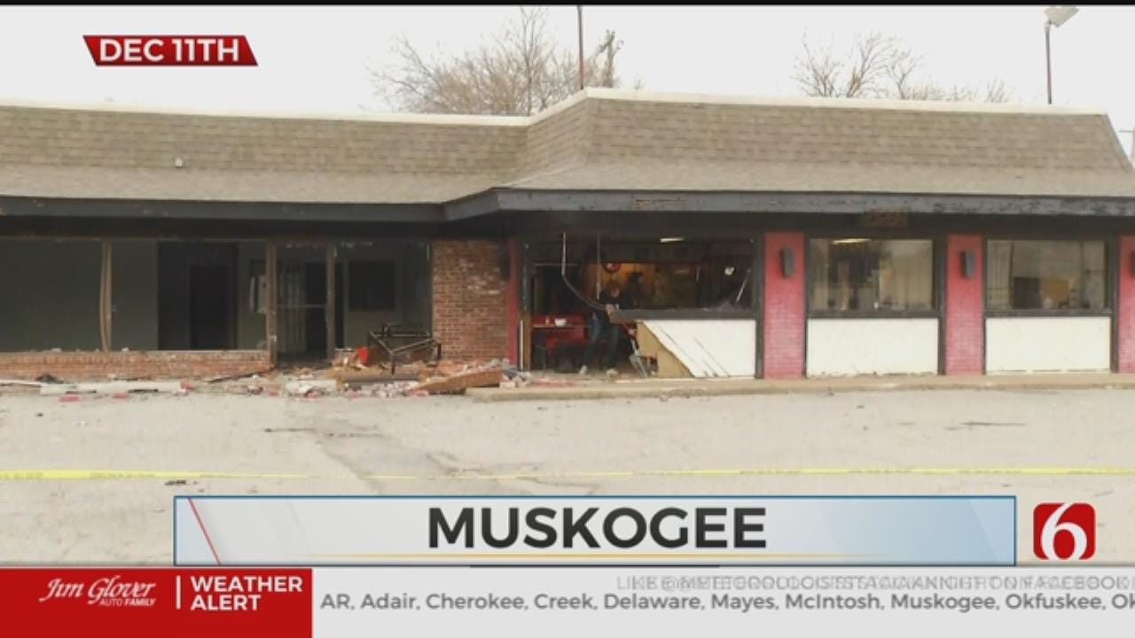 Speedway Grill Reopens In Muskogee
