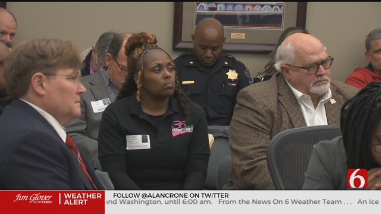 Tulsa City Council Hears Public Comment On Mayors Plan For Police Oversight