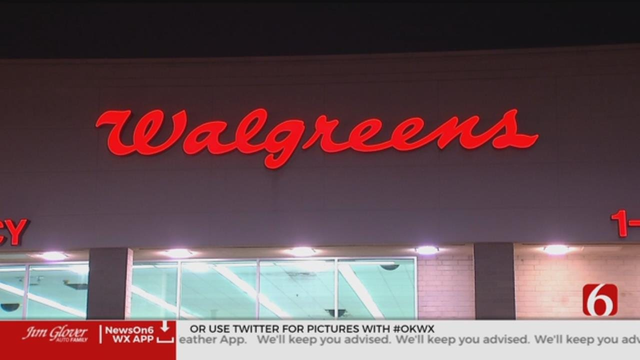 Armed Man Steals Whole Cash Register In Walgreens Robbery