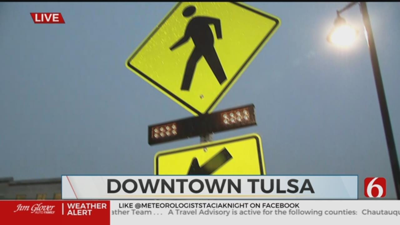 National Survey Says Tulsa Among The Most Dangerous For Pedestrians
