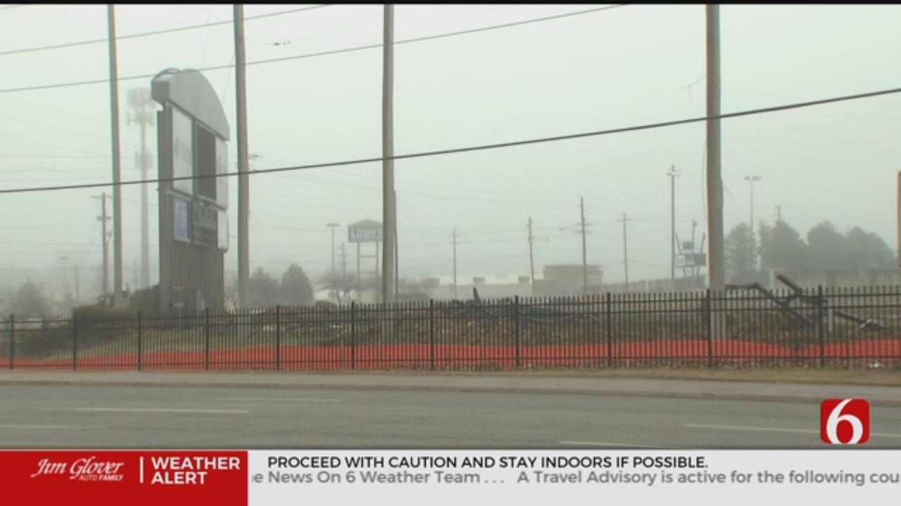 Tulsa Drillers Stadium Demolished