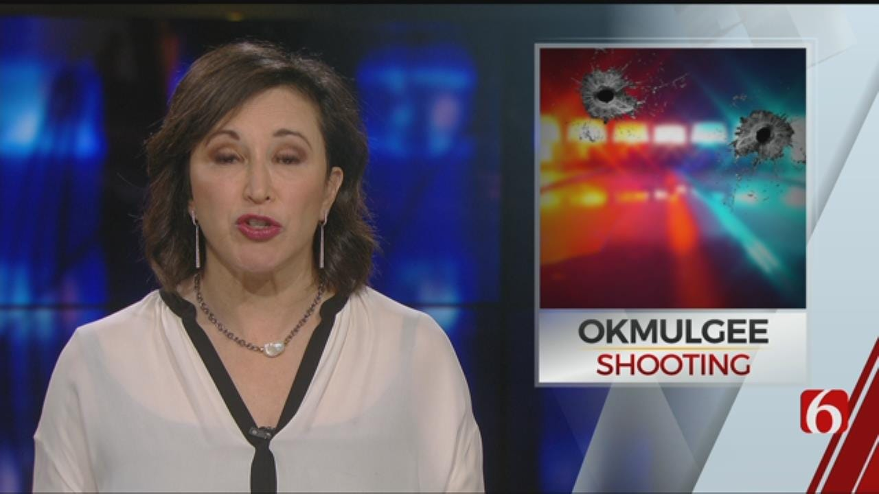 Two Wounded In Okmulgee Shootout, Police Say