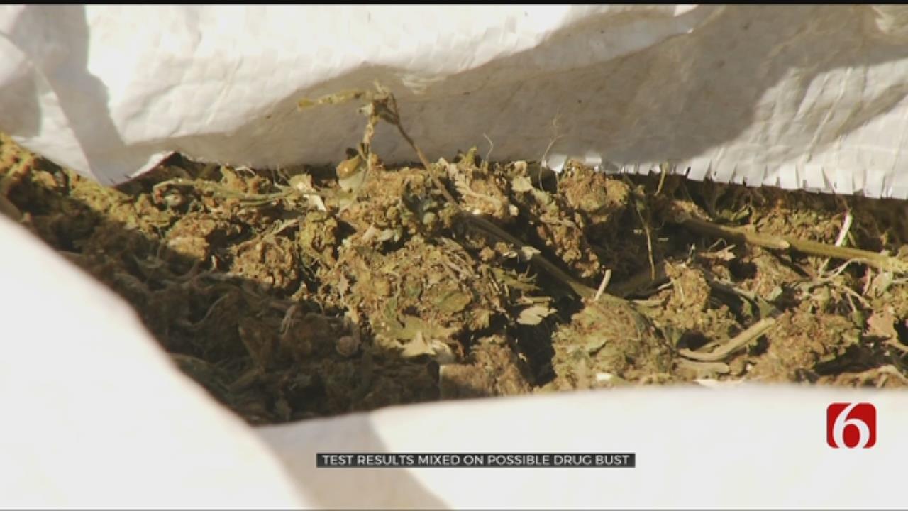 DEA Test Results Are In For Marijuana/Hemp Bust In Pawhuska