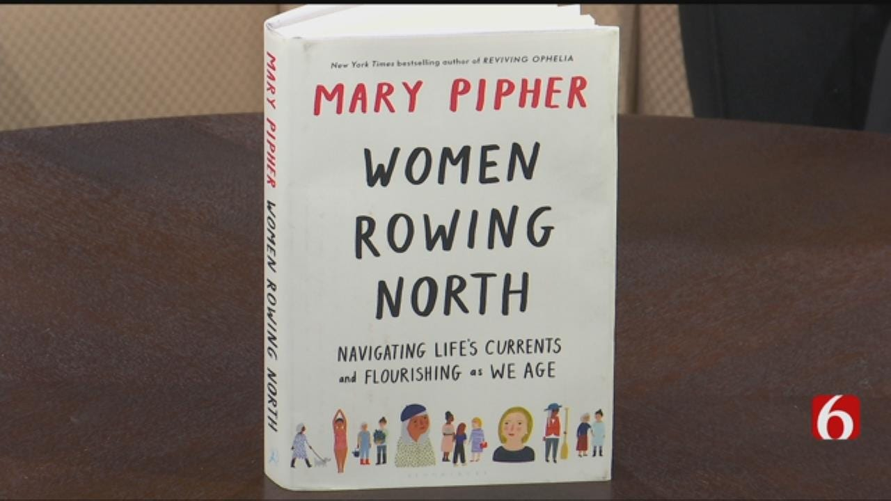 New Book Discusses Struggles Of Growing Older As A Woman