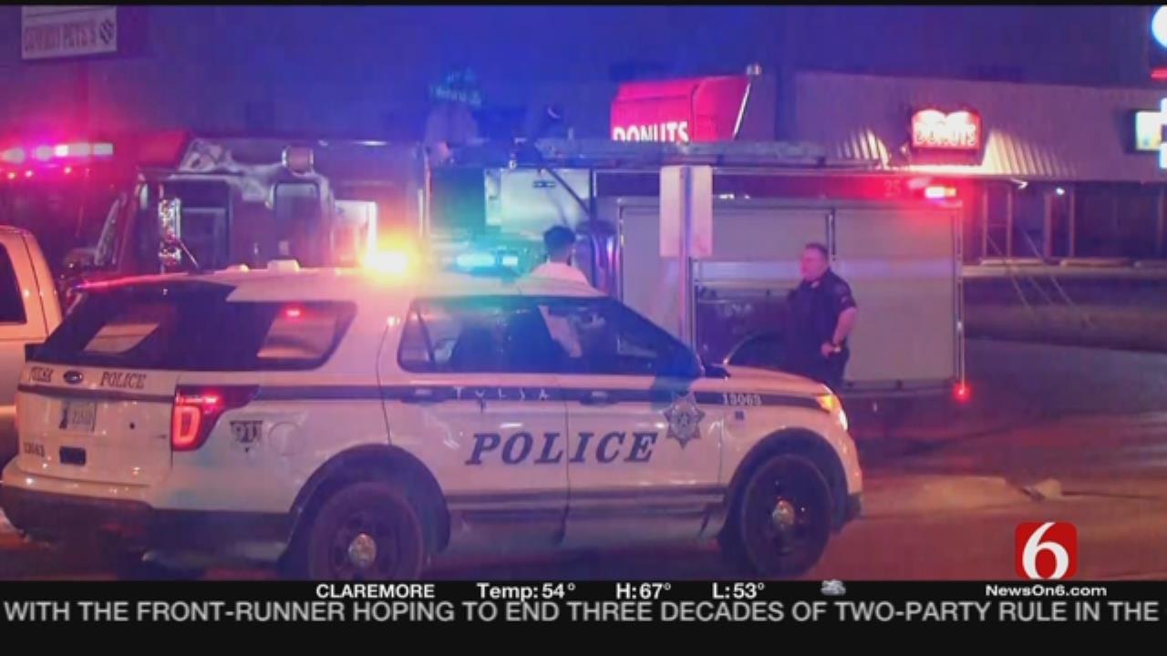 Suspect Behind Bars After Hit-And-Run Outside Tulsa Hookah Bar