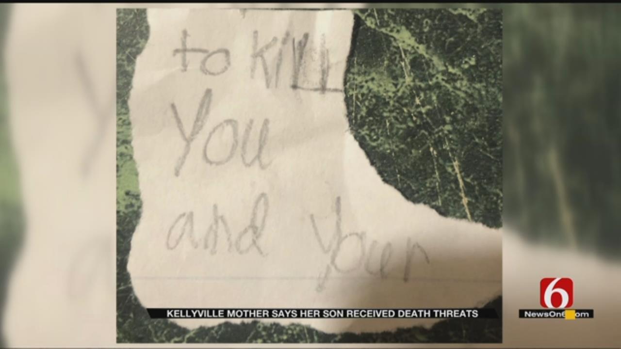 Kellyville Parent Says Her Son Got Death Threat At School