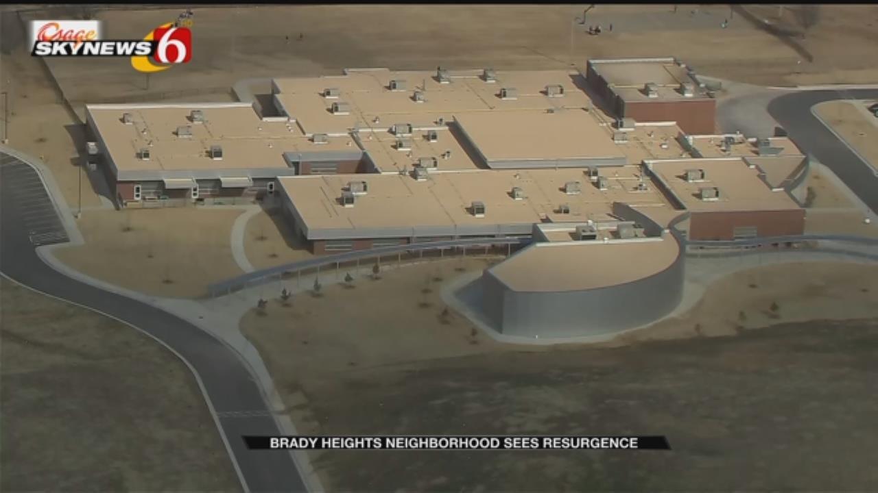 Emerson Elementary Part Of Tulsa Neighborhood Improvements