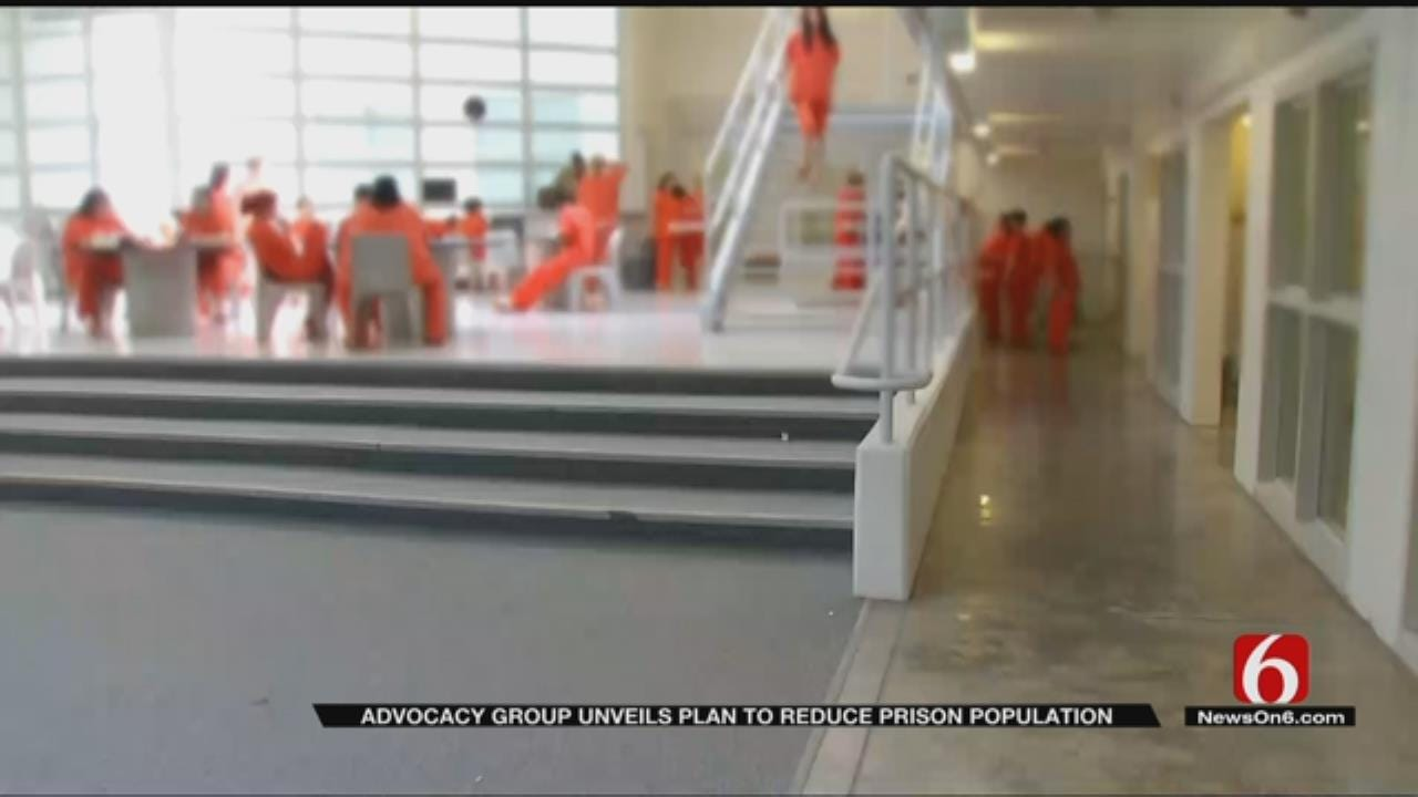 Activists: Plan Would Reduce Oklahoma Prison Population By 2,500