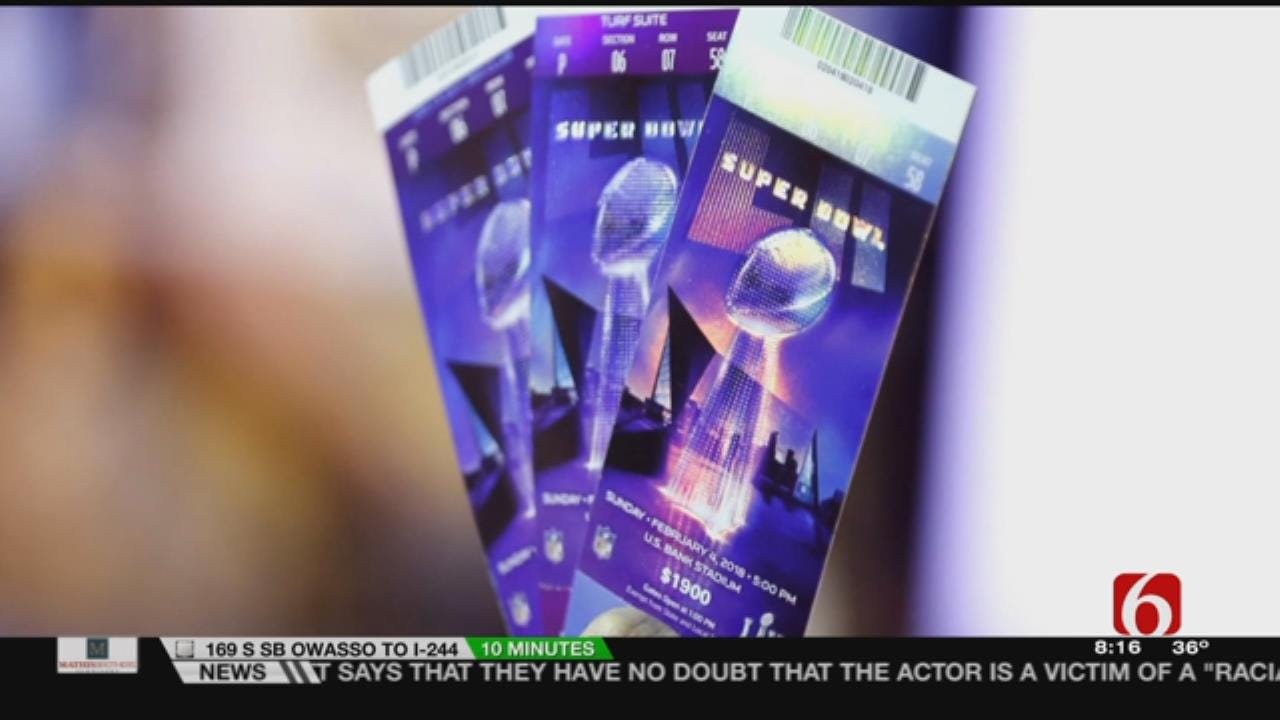 13 Indicted For Trafficking Fake Super Bowl Tickets