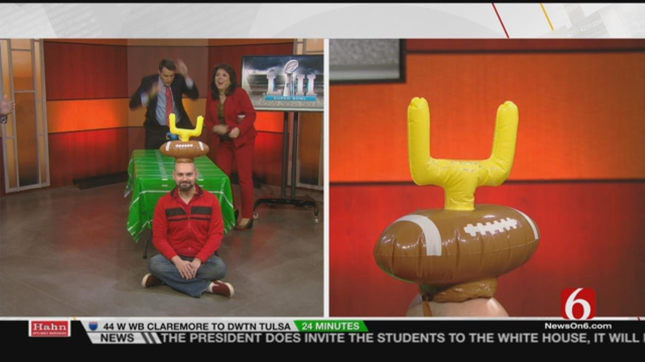 Super Bowl 'Big Kick' Competition On 6 In The Morning