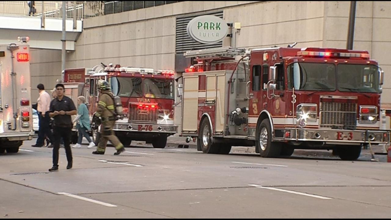 Downtown Tulsa Hotel Re-opens Months After Fire