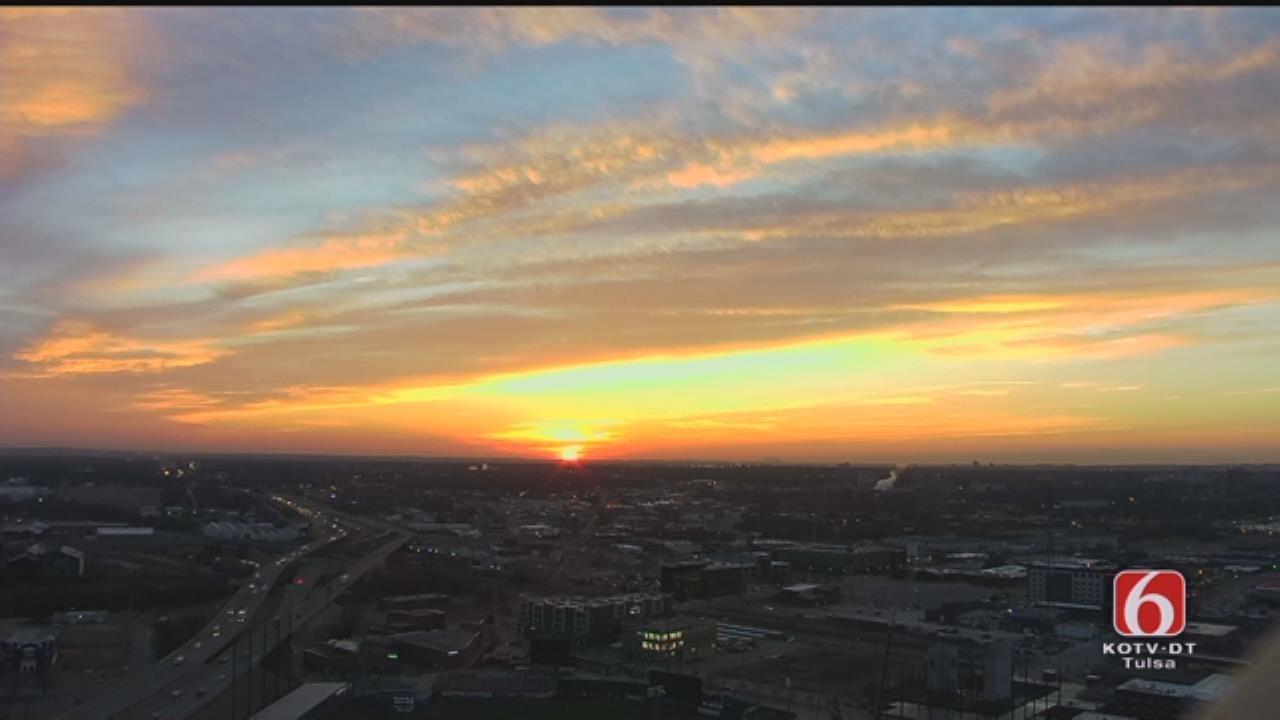 Tulsa Sunrise For January 31, 2019