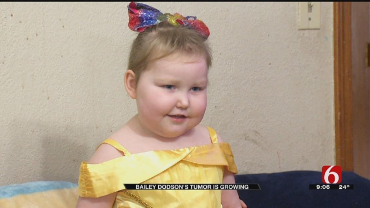 Devastating News For Glenpool Child Struggling With Brain Tumors