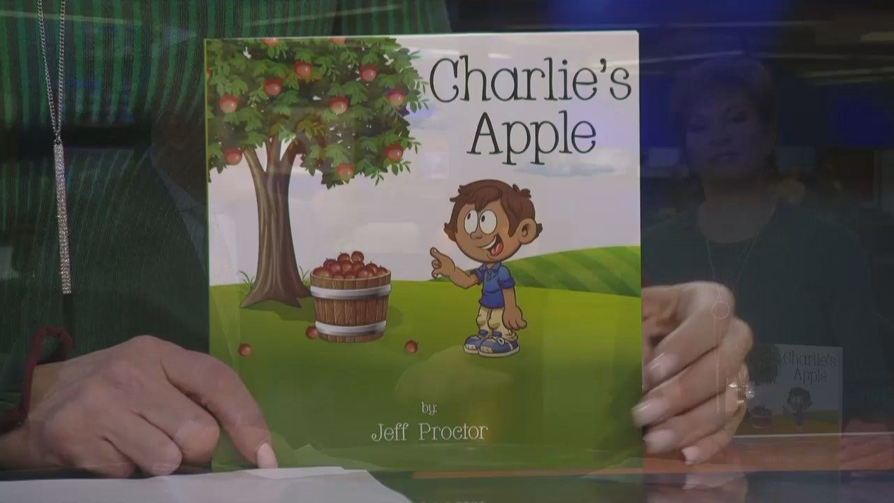 Oklahoma Dad Writes Book For Sons With Symbolic Meaning