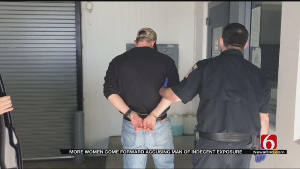More Women Come Forward After Indecent Exposure Arrest In Rogers County