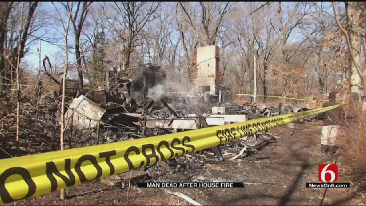 World War II Veteran Dies In House Fire Near Salina