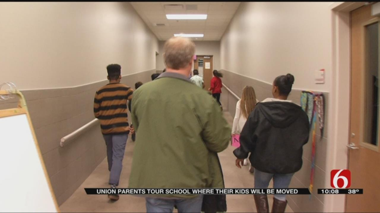 Nearly 300 Students Will Transfer To New Union School Next Fall
