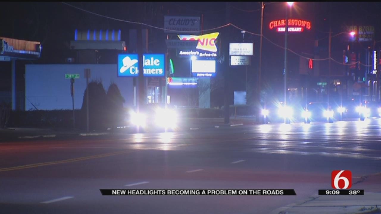 New Headlights Causing Sight Problems For Some