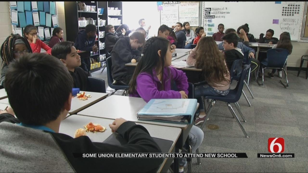 Nearly 300 Union Elementary Students To Transfer Next Fall After Redistricting