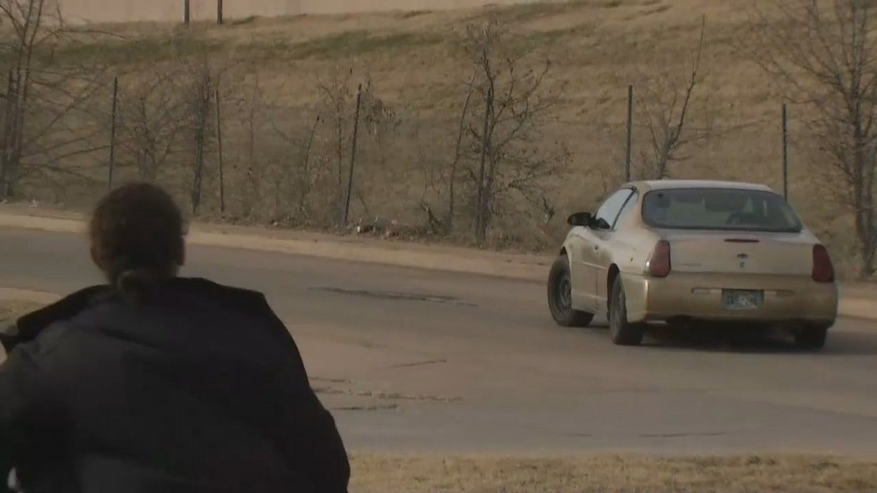 WATCH: Standoff Suspects Takes Off With Police In Pursuit