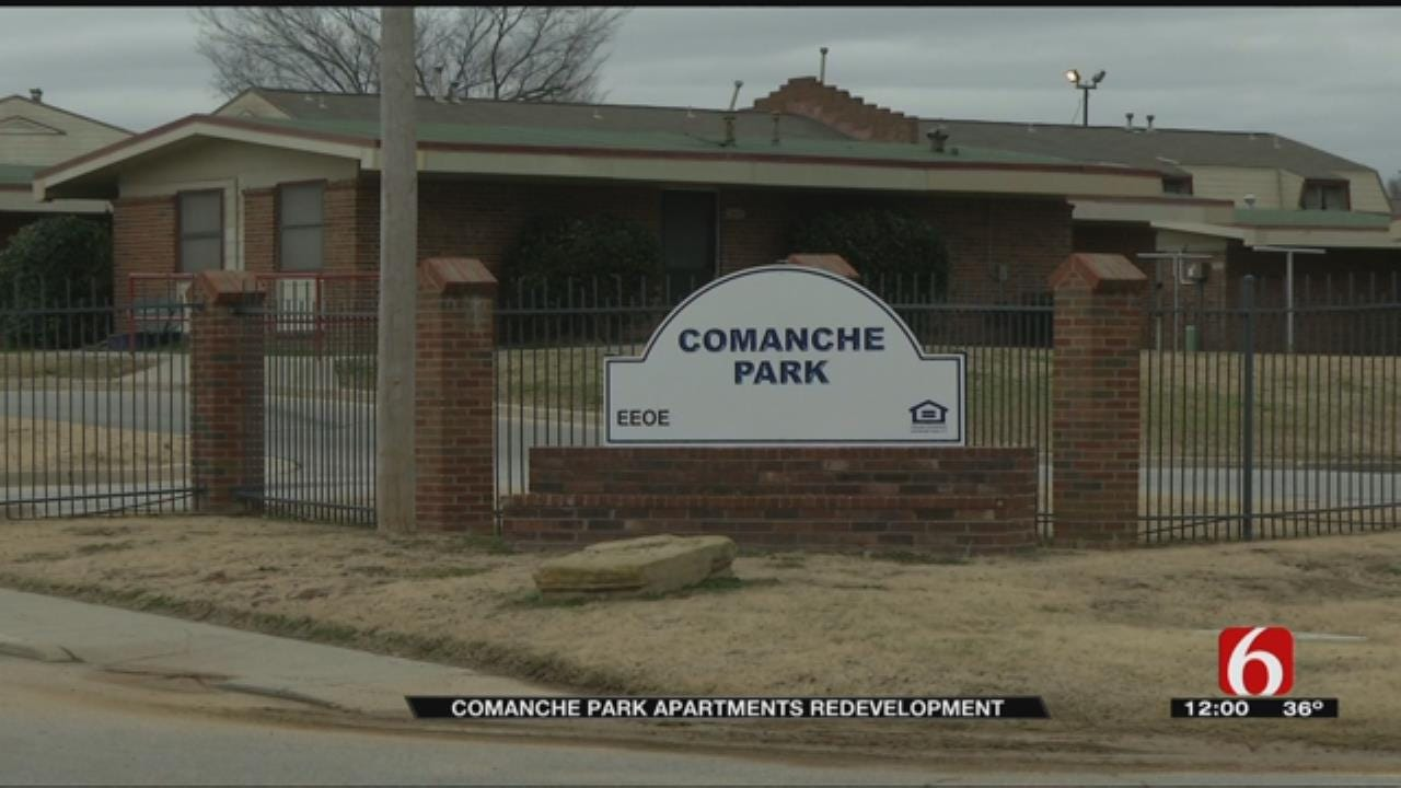Tulsa Apartment Complex Known For High Crime Rate To Be Redeveloped