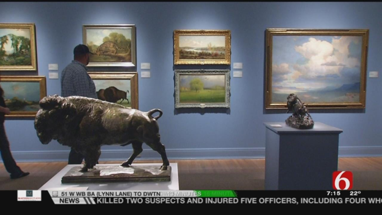 Gilcrease Museum In Tulsa About To Get $75M Transformation