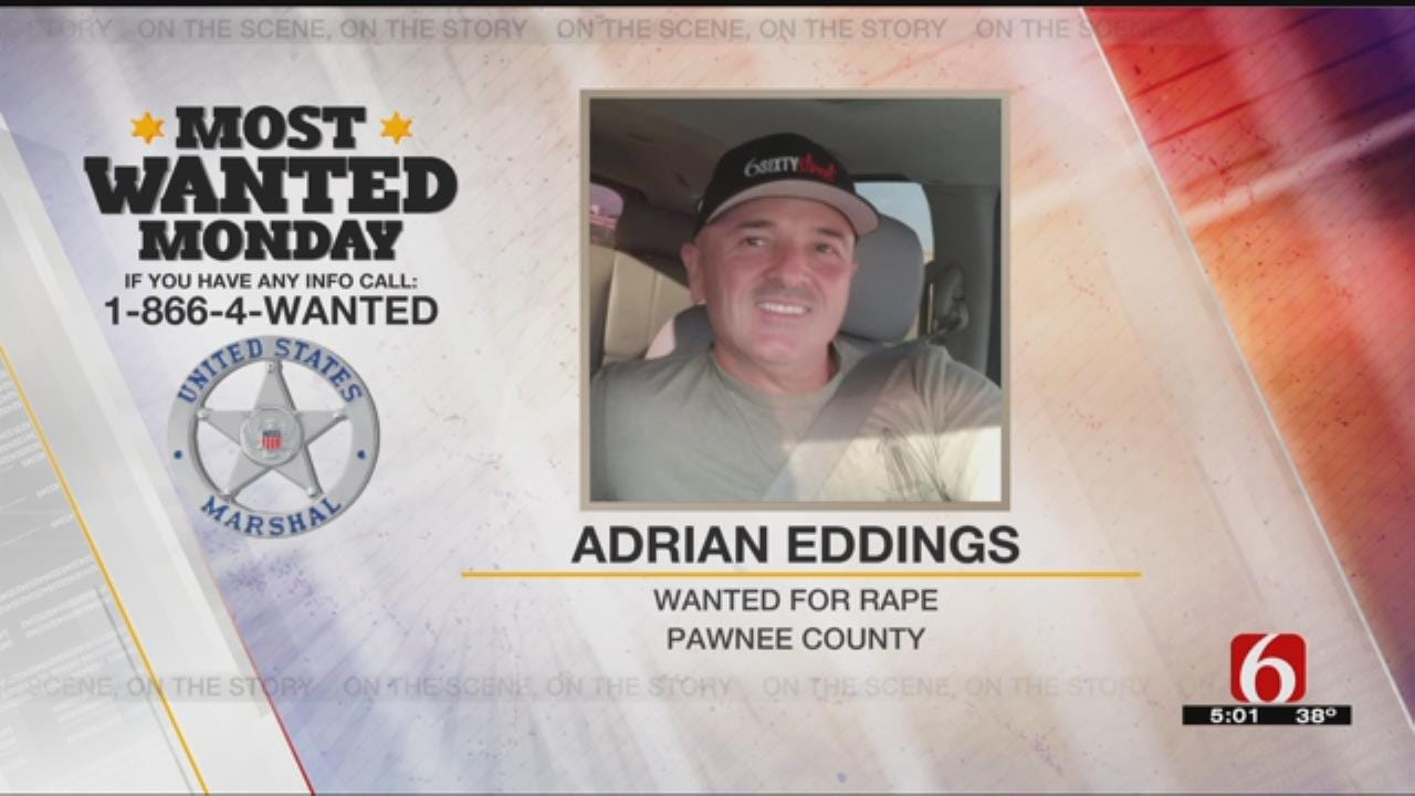 U.S. Marshals Search For Serial Rape Suspect
