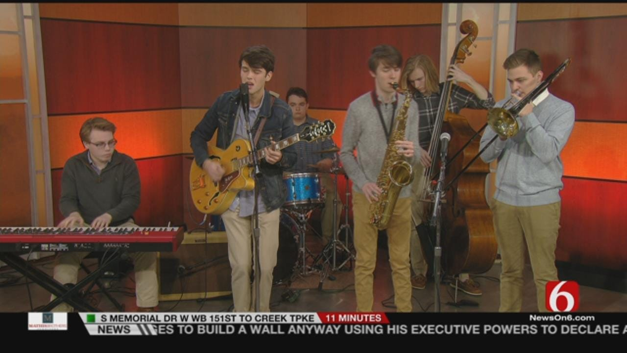 Oklahoma High School Jazz Musicians Headed To NYC For Competition