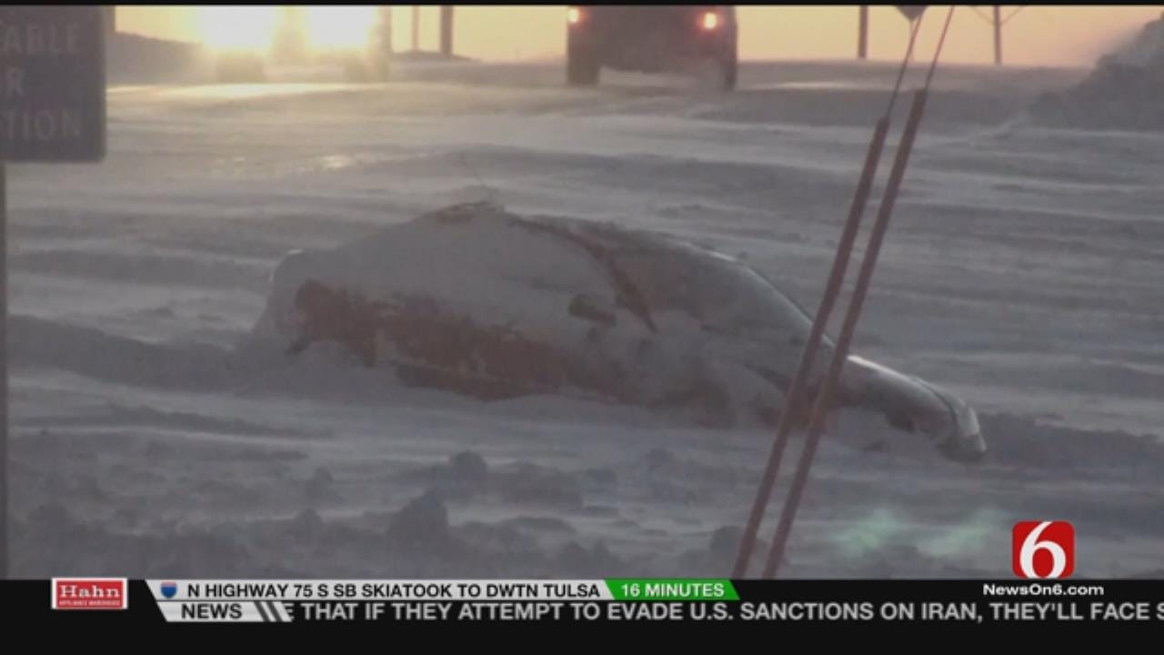 Polar Vortex Brings Dangerous Cold To Midwest
