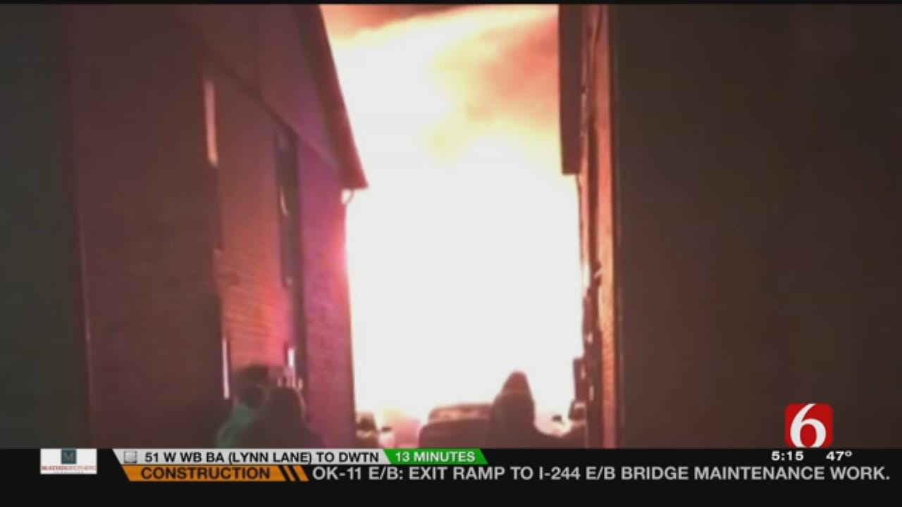 4 Victims Identified In Fatal Oklahoma City Apartment Fire