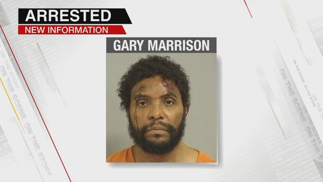 Tulsa Man In Custody After Long Standoff With Police
