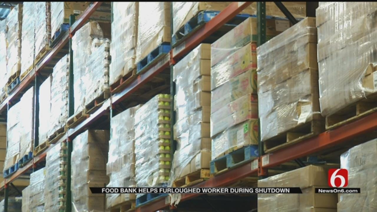 Tulsa Food Bank Committed to Helping Beyond Shutdown