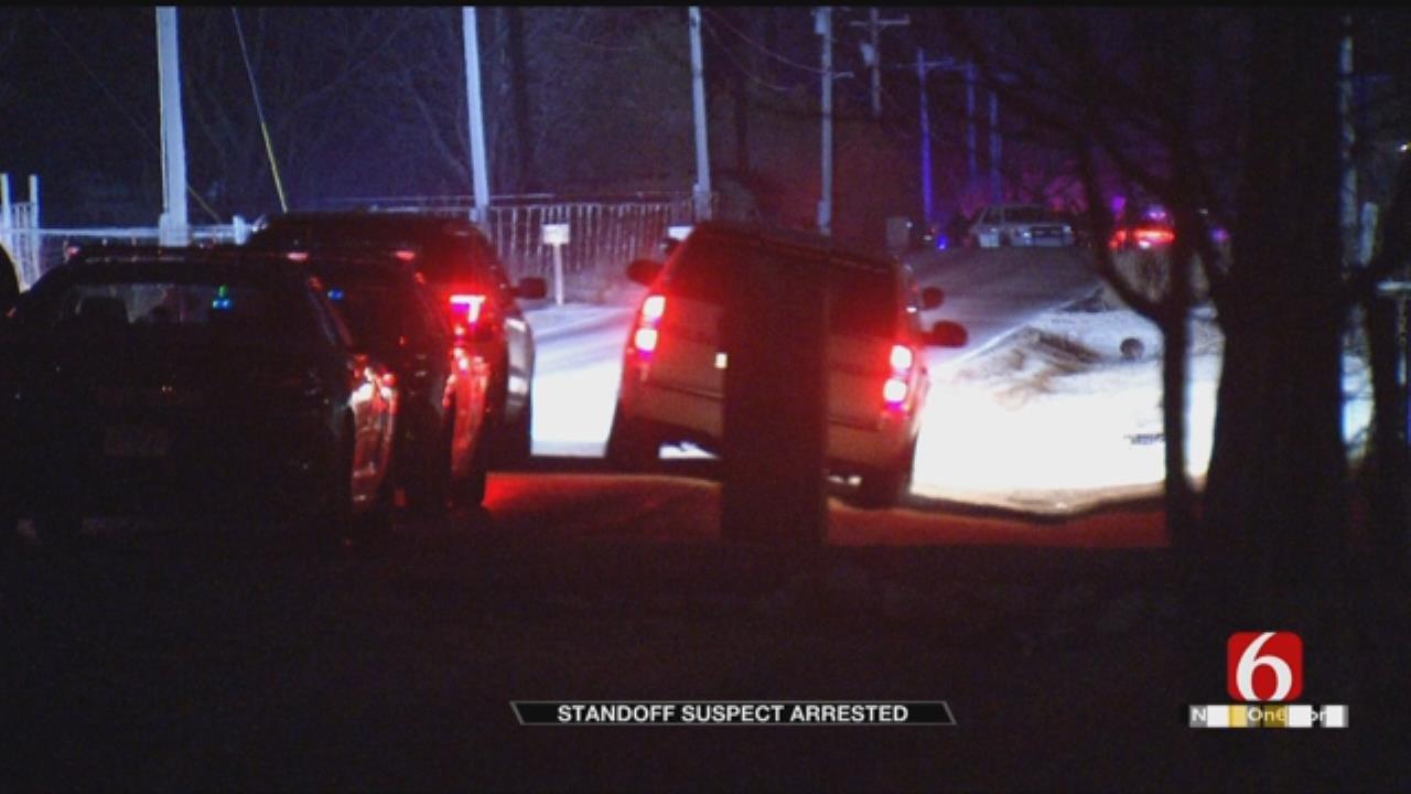 Man Rams Vehicle With Truck After Dispute At Bar, Tulsa County Deputies Say