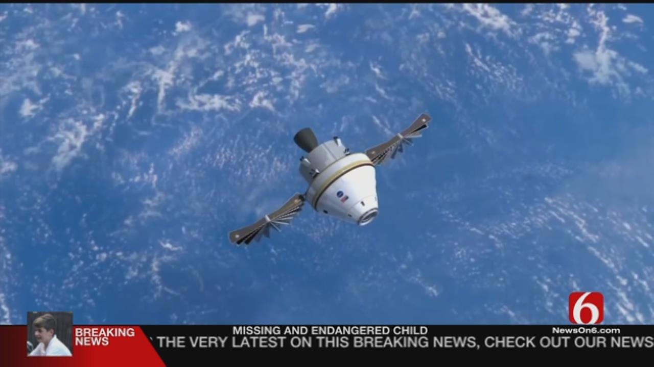 Oklahoma Company Helps Build NASA Spacecraft
