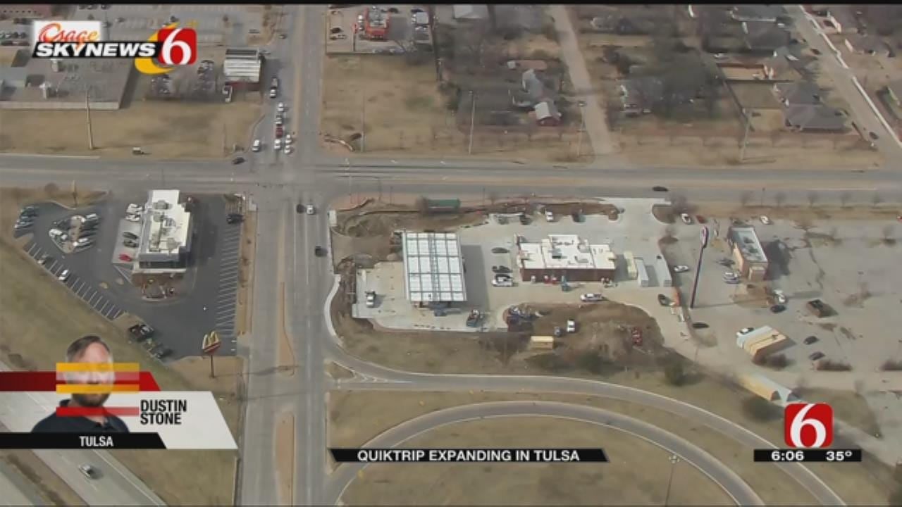 New QuikTrips Planned For Tulsa Area