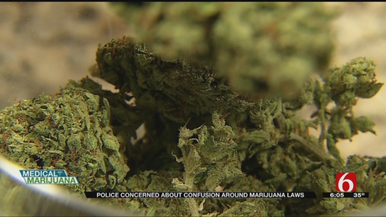 Medical Marijuana Makes Policing More Complicated, Tulsa Officers Say
