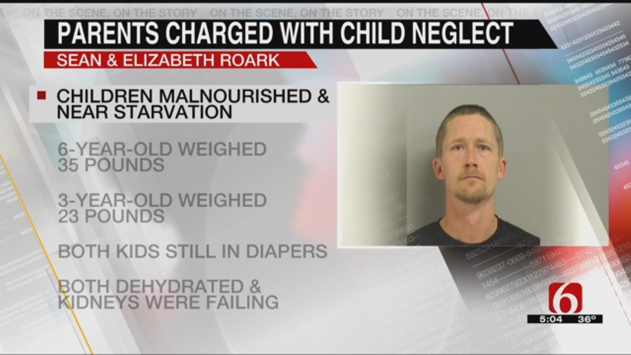 Tulsa Couple Faces Child Neglect Charges