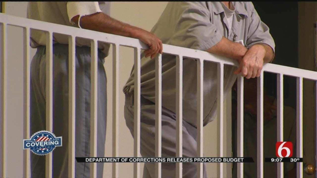 OK Department Of Corrections Releases New Budget Proposal