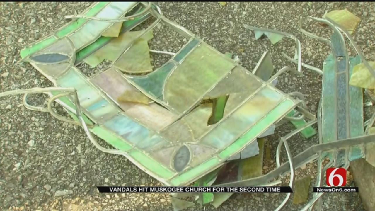Muskogee Church Youth Center Vandalized For The Second Time