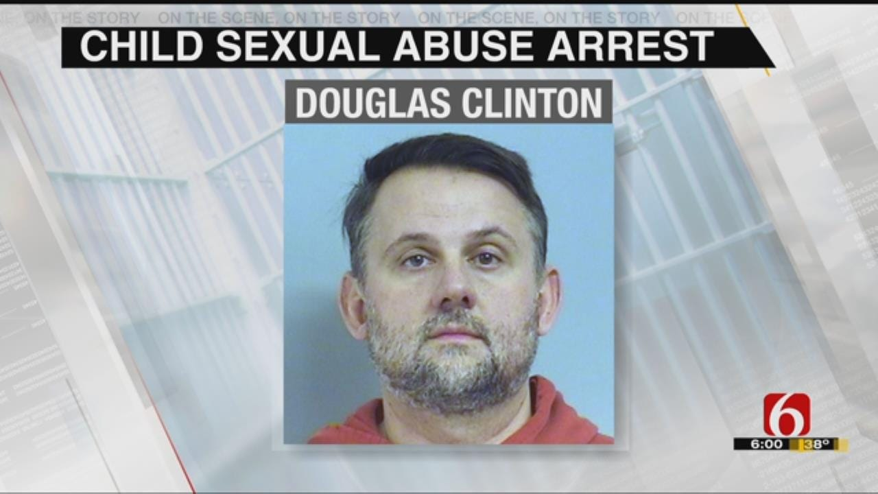 Tulsa Missionary Charged With Child Sexual Abuse