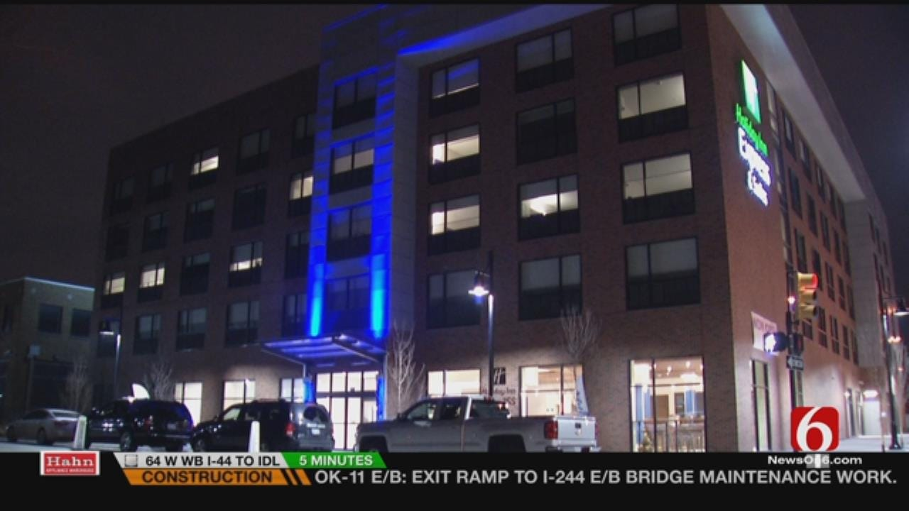 New Tulsa Arts District Holiday Inn Open For Business