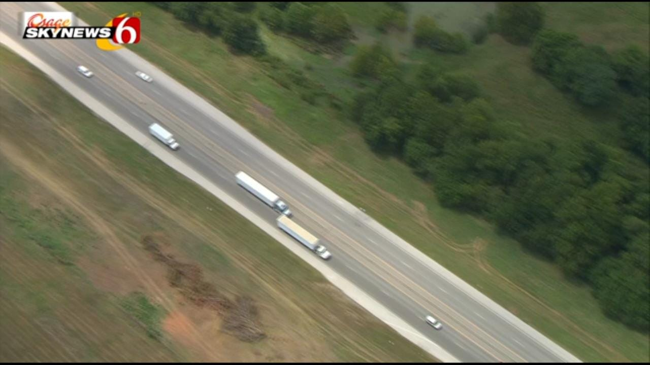 Lawmaker Wants Oklahoma Turnpike Speed Limit Raised To 80 mph