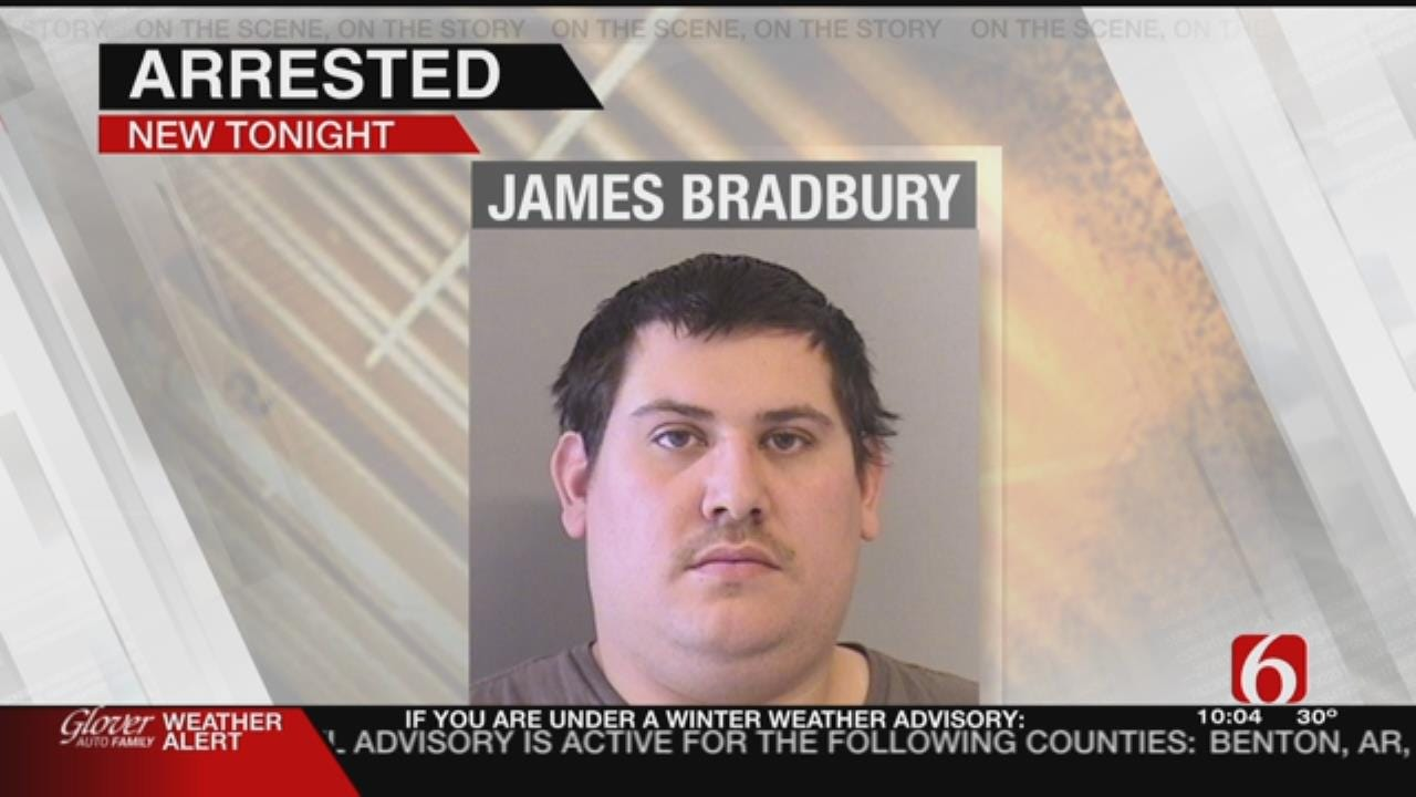 Tulsa Man Accused Of Sexually Abusing Toddler