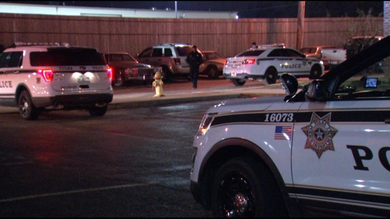 Fight At Tulsa Apartment Complex Leaves 2 Critically Hurt