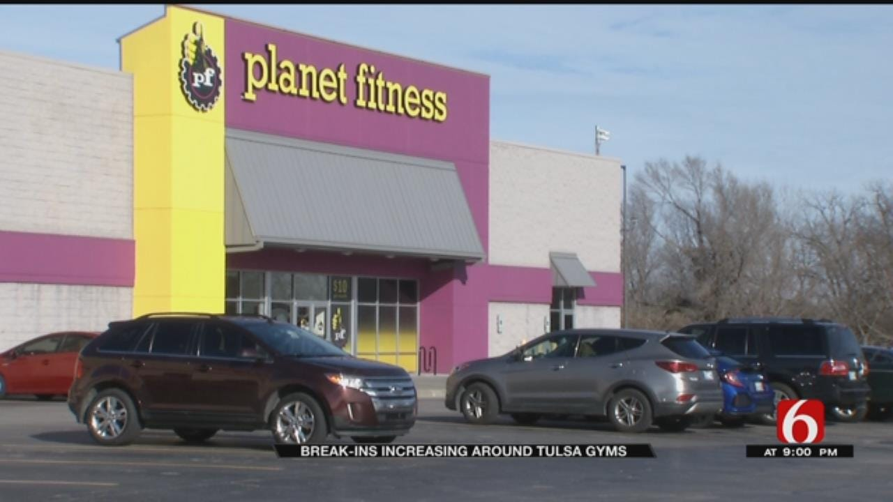 Purse Stolen from Gym Parking Lot Serves As A Warning For Others