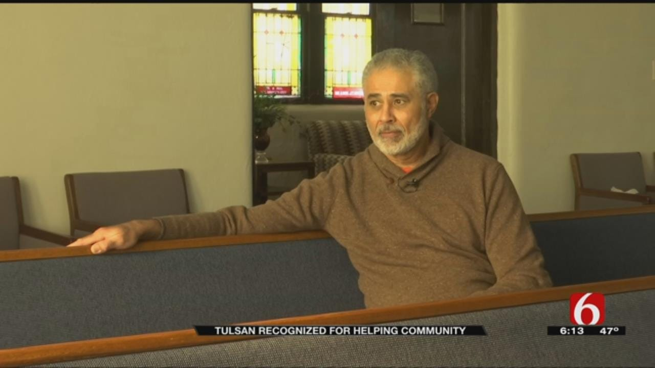 Children's Education Advocate Recognized By Tulsa Community Leaders