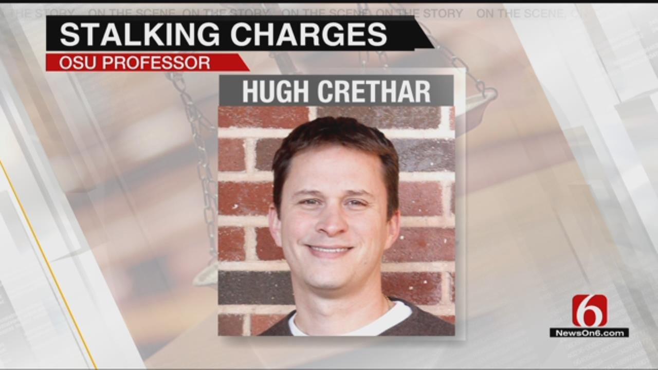 OSU Professor Faces More Student Stalking Charges