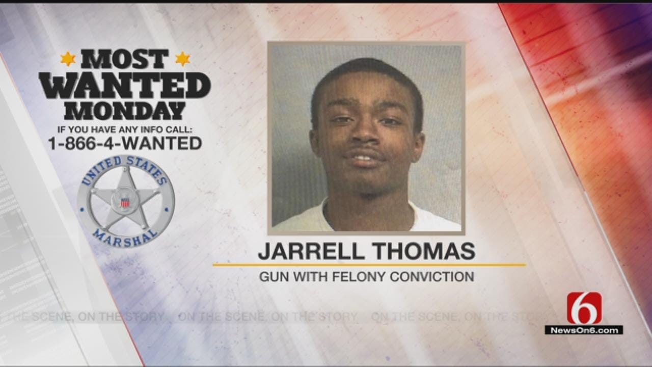 U.S. Marshals Want To Question Man About Tulsa Crimes